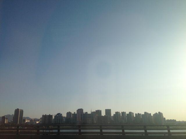 日本も海外も、遠くから見る街が好き。